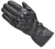-held- Touch Black Motorcycle Summer Gloves Screen Compatible In Short Sizes