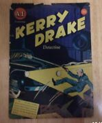 Kerry Drake Nn 1945 G/vg Rare 1st A-1 Comic In Long Running Title 52 Pages