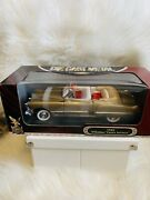 Road Legends 1949 Cadillac Coupe Deville Convertible 118 Scale Diecast Gold Nib