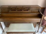 Story And Clark Upright Piano