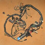 Evinrude E-tec 225 Hp 2 Stroke Engine Harness Assembly Pn 0587041 Fit 2009-2012+