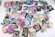Approximately 45 Mcdonalds Happy Meal Toys Most Sealed Mario Pooh Furby