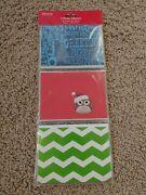 Pinnacle 3 Holiday Picture Photo Albums 4x6 Inches Merrychristmas Noel Joy