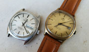 Roamer Searock And Rotary Automatic Mens Watch - Lot Of 2 Watches