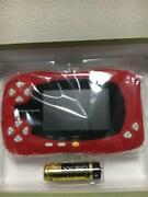 Swan Crystal Evolution Red Console Rare Not For Sale Color Bandai New From Japan