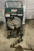 Greenlee 555 555sb Electric Speed Bender Main Unit No Rollers Ship Fob 7195