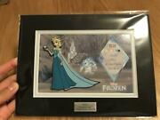 Super Rare Queen Elsa Of Arendelle Character Key Limited Edition 416/500 Frozen