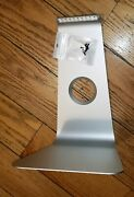 One Stand 2010 2011 Apple Imac 27 A1312 Aluminum Base Stand W/ Screws
