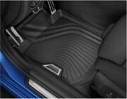 Genuine Bmw All Weather Rubber Floor Mats Front Set G20 G21 3 Series