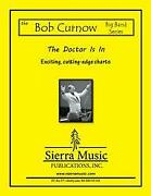 Doctor Is In The Jazz Bob Curnow Big Band Brass Woodwind Music Set Score Parts