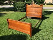 Beautiful Antique Full Size Bed