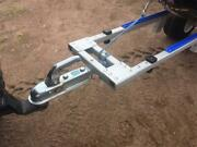 Yamaha Rickter Stand-up Beach Tote Atv Hitch Launcher Only