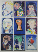 Charles Blackman And039mozartand039s Marriage Of Figaroand039 - Big Signed + Framed Screenprint