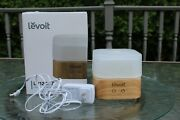 Levoit Ultrasonic Aroma Diffuser Lv120ad Color Changing Light, Essential Oil