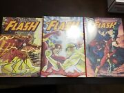 The Flash By Geoff Johns Omnibus Volume 1, 2 And 3 Sealed Dc Comics