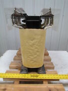 Suzuki Electric Co. 50kva 3ph Dry Type Transformer See Photos For Voltage