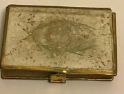 Antique Miniature Book Of Common - G.e.eyre And W.spottiswoode W Clasp.c 1850.