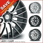 22 Rv126 Alloy Wheels + Tyres To Fit - Range Rover / Sport / Discovery