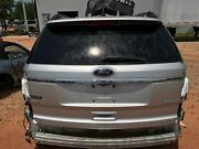 11 12 13 14 15 Ford Explorer Tailgate Trunk Complete Set W/camera