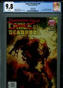 Cable And Deadpool 46 Cgc 9.8 Zombie Variant Cover Fantastic Four X-force X-men