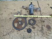 1967-1975 International Pickup Scout 345 Engine Coil Bracket Timing Gear And Parts