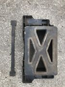 Craftsman Dys4500 Lawn And Garden Tractor Battery Box Oem