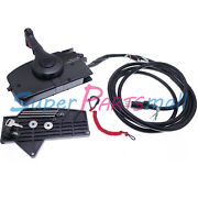 Remote Control Box For Mercury Outboard 881170a15 Side Mount Trim And Tilt 8 Pin