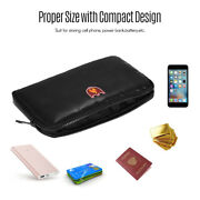 Portable Safe Organizer Fireproof Bag Water Resistant Carrying Box Silicone F7r0