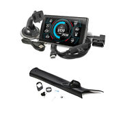 Edge Products Insight Cts3 Monitor And Mount For 2014-2017 Chevy/gmc 2500 3500
