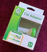 Leap Frog Accessories Car Adapter + Leap Pad Ultra Gel Skin New