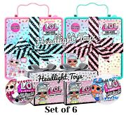 Lol Deluxe Present Surprise Dolls Pets Birthday Gift Boxes All Star B.b.s Balls