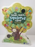 Educational Insights The Sneaky, Snacky Squirrel Toddler And Preschool Board Game