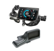 Edge Products Insight Cts3 Monitor And Dash Pod For 2001-2007 Chevy/gmc Duramax