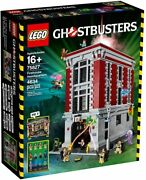 Lego Ghostbusters Firehouse Headquarters 75827 Hard To Find 4634 Pcs