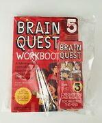 Brain Quest Grade 5 Ages 10-11 Whole Year Curriculum W/ Flash Cards 4th Edition