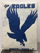 1944 The Eagles Of 44-c Yearbook - Eagle Pass Army Air Field, Texas Aviation