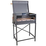 Nuke Pampa02 Authentic Argentinian-style Cooking Gaucho Grill 30 Inchfor Parts