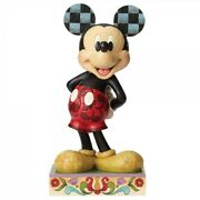 Jim Shore Disney Traditions Mickey Mouse Statement Figurine The Main Mouse