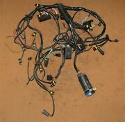 Evinrude E-tec 150 Hp 2 Stroke Base And Harness Assy Pn 0587010 Fits 2009 And Up