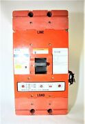 Eaton Mining Circuit Breaker E2mm380 Magnetic Only 800a Adjustable 1500a-3000a