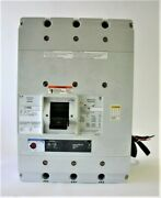 Eaton 3 Pole Molded Case Breaker 800a Lsi Functions Rms 310