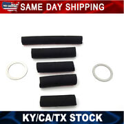 Fuel Filter Lift Pump Hose Lines Washers For 94-97 Ford 7.3l Diesel Powerstroke