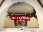 Federal Signal Beacon Ray Fire Truck Pipe Mount Alternate For Clamshell Pipe Mt