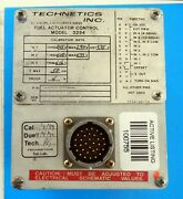 Technetics Fuel Actuator Control 3254-2000-2 Hard To Find