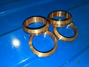 Yamaha Snowmobile Copper Exhaust Donuts/gaskets 2006-2010 Apex And 03-05 Rx-1