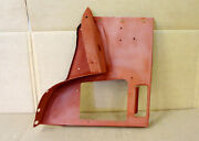 1951 Ford Front Fender Radiator Side Air Deflector Panel Shield Core Support 51