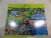Hometown 1000 Pc Puzzle Lazy Summer Days 100 Complete Guc
