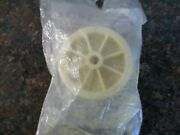 Whirlpool Refrigerator Rear Cabinet Roller 2163782 Nos Free Shipping