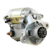 New Gear Reduction High Torque Starter Fits Oliver Super 55 66 77 Gas 1107682