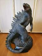 Side Show Godzilla Big Statue Super Rare Limited Quantity Exc++ From Japan